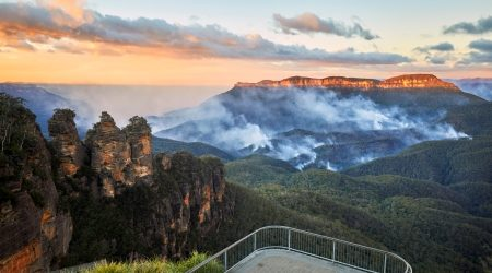 5 top eco lodges in the Blue Mountains