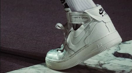 Take A Look At The Nike Air Force 1 High