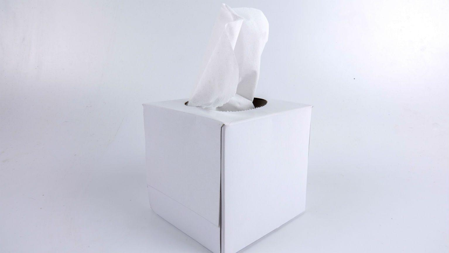 Box of tissues