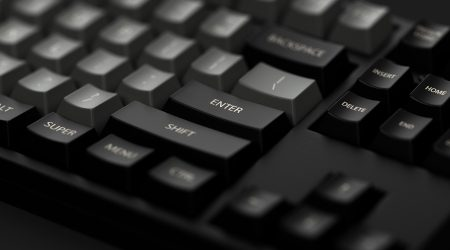 Enter Key of Dolch Mechanical Keyboard