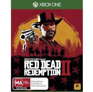 Red Dead Redemtion 2 (Xbox One or PS4) for $38 (usually 69.95)