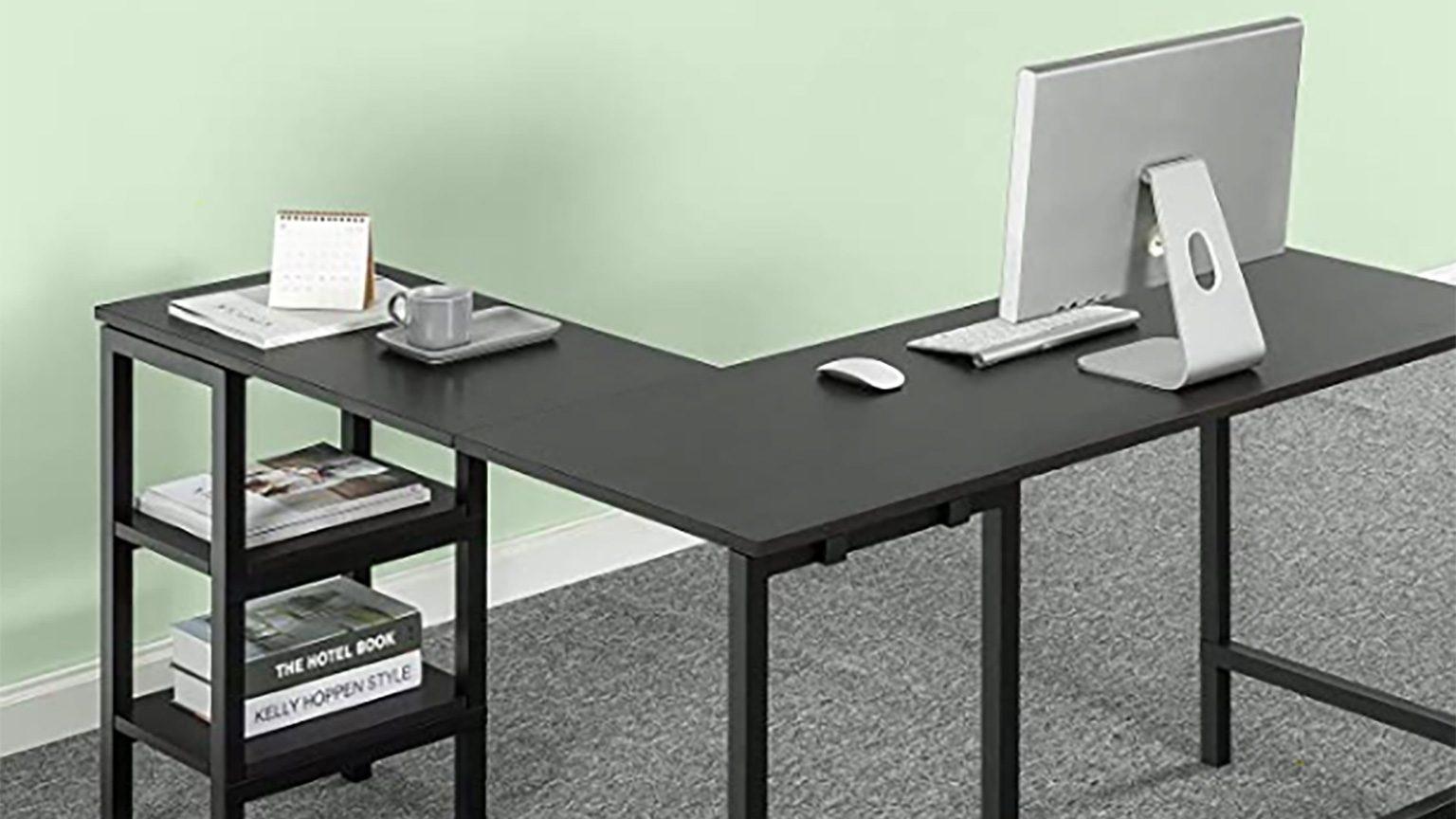 Zinus Urban Corner Home Office Desk