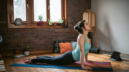 Everything you need to know about doing Pilates at home