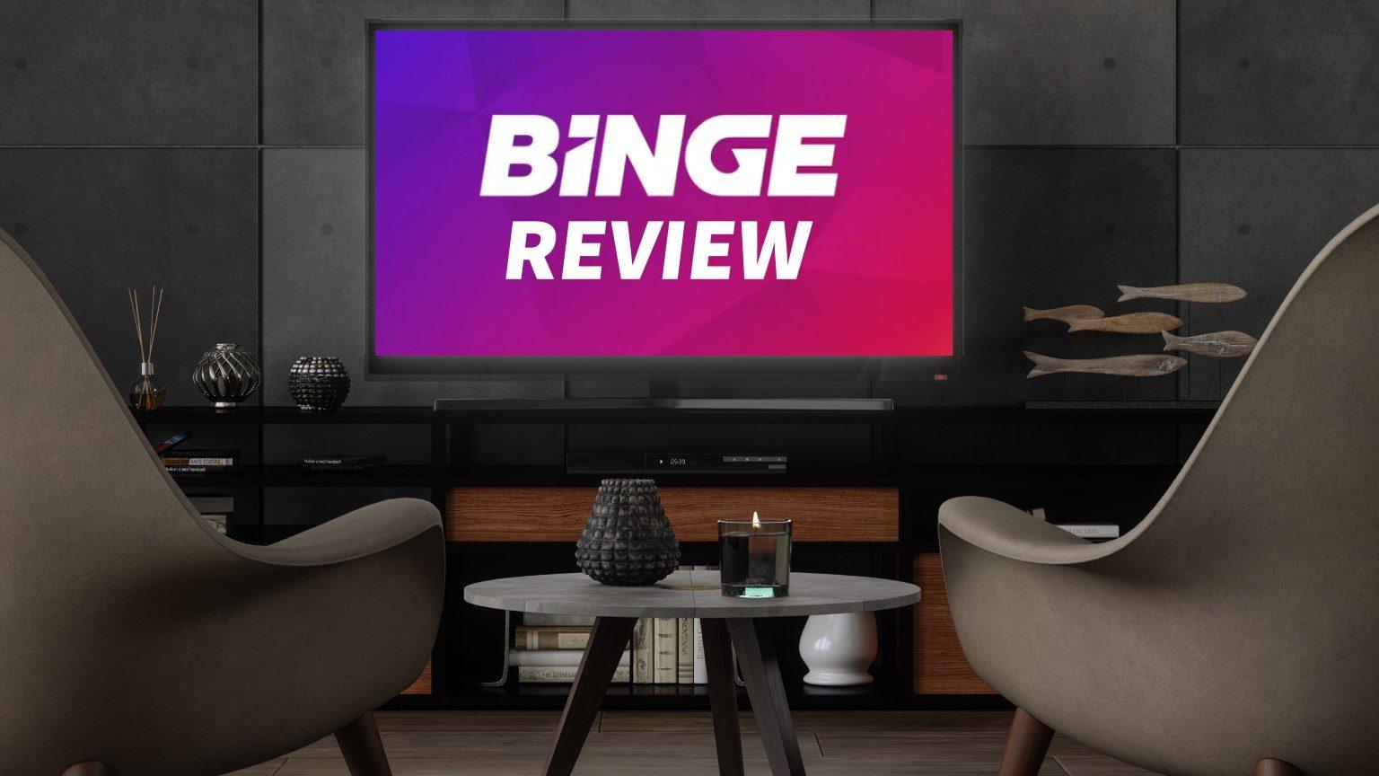 Binge TV Review M