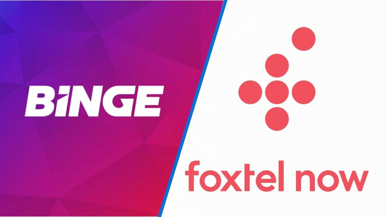 Binge vs Foxtel