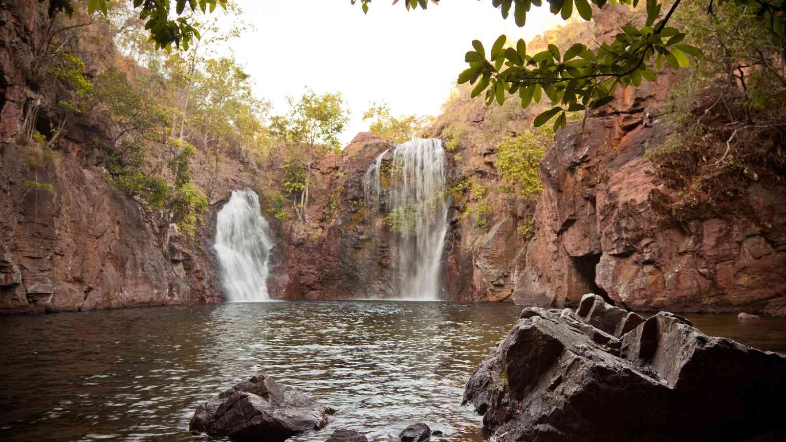 Florence Falls in the Northern Territory
