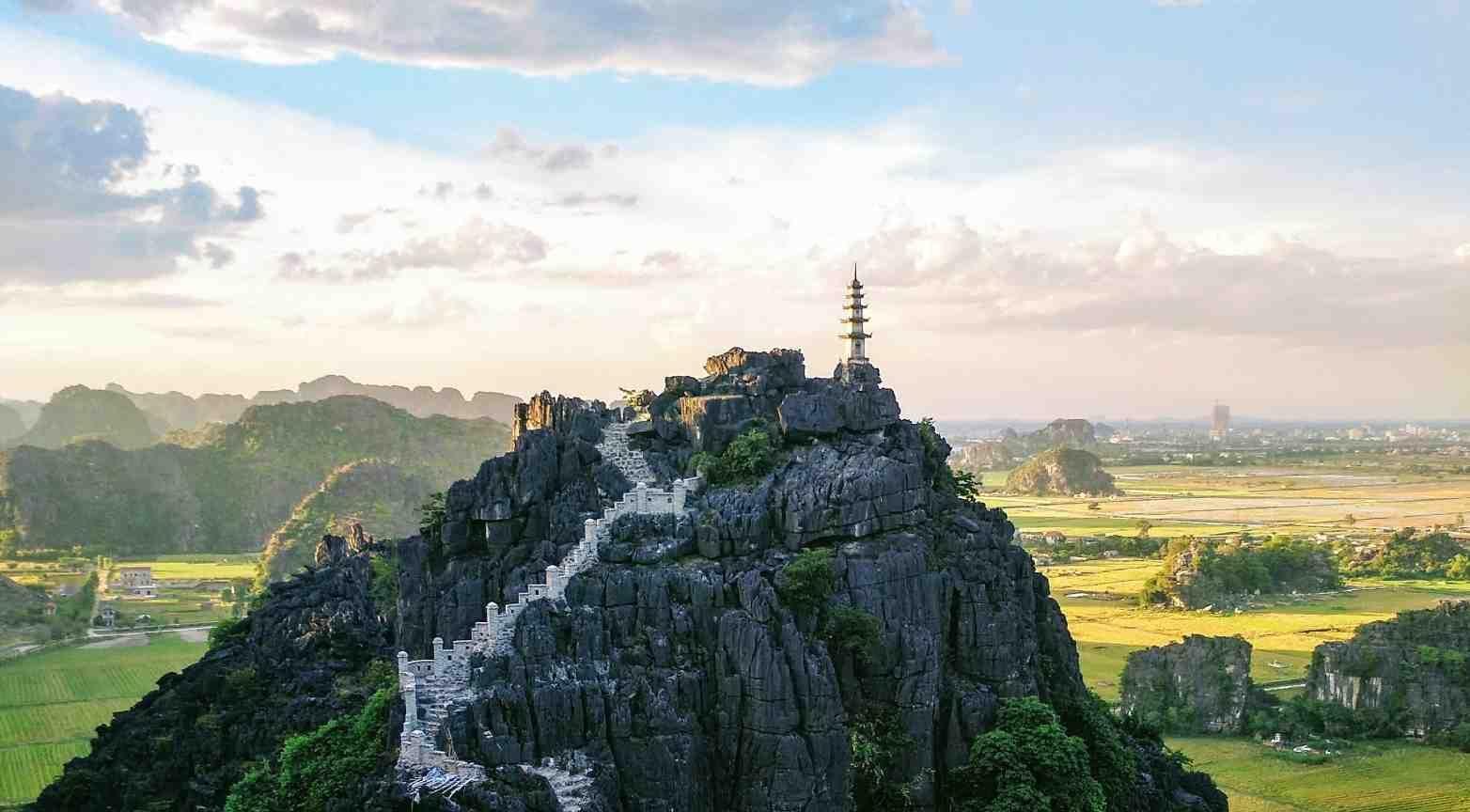 Ninh Binh, Vietna,