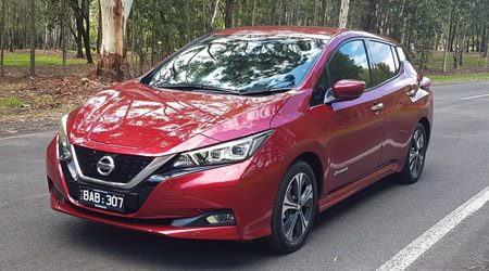 Nissan Leaf: hands-on review