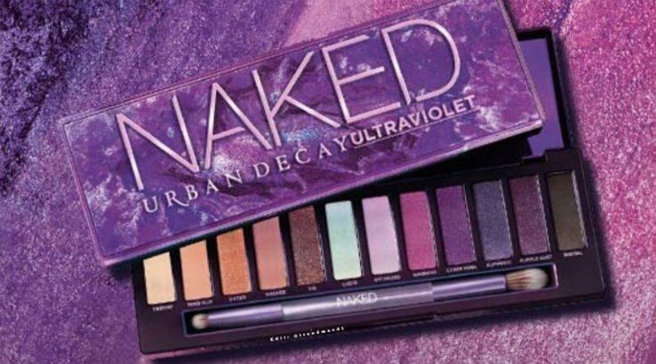 Urban Decay Naked Ultraviolet palette: Release details