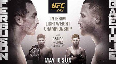 How to watch UFC 249 Ferguson vs Gaethje live in Australia