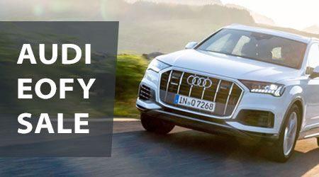 Audi EOFY Event