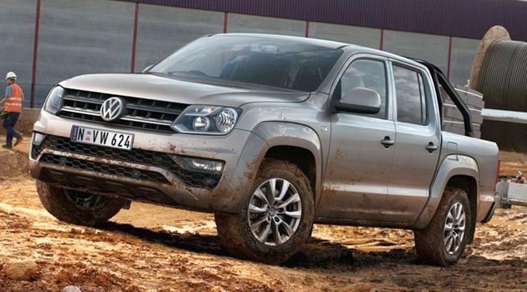 Volkswagen Amarok - up to $9,600 off in the EOFY sales!
