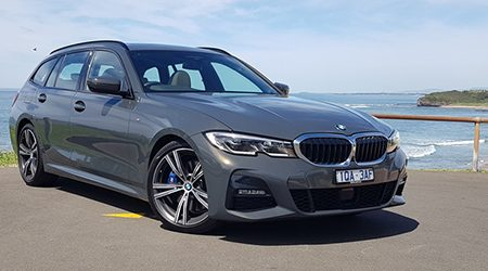 BMW 330i Touring M Sport Review: Hands-on