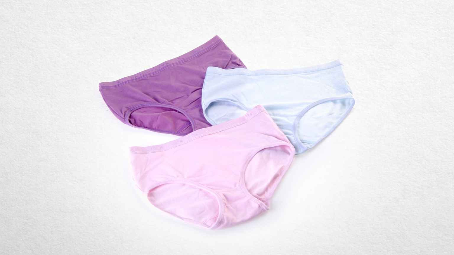 panty or close up women panties on background