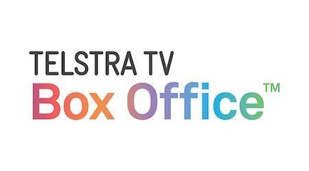 Official Telstra TV Box Office website