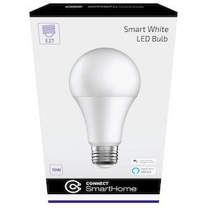 Laser Connect SmartHome Smart White LED Bulbs