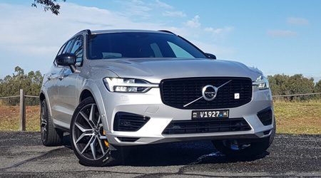 Volvo XC60 Polestar Engineered Review: hands-on
