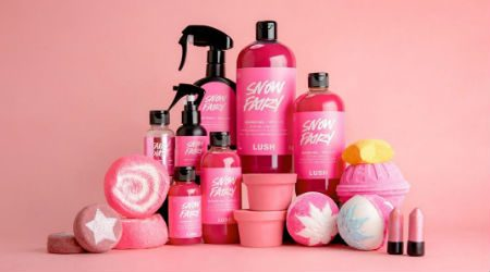 What's in the Lush Christmas 2020 collection? | Finder