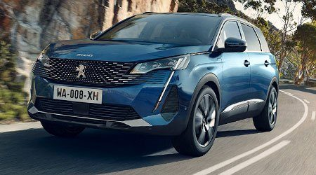 Peugeot refreshes the 5008 and 3008 SUVs
