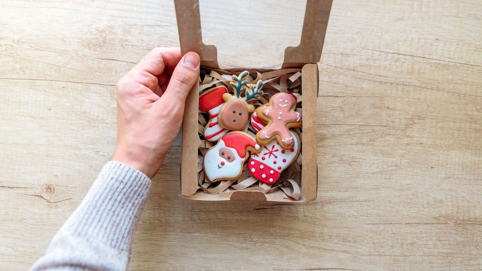 edible christmas gift