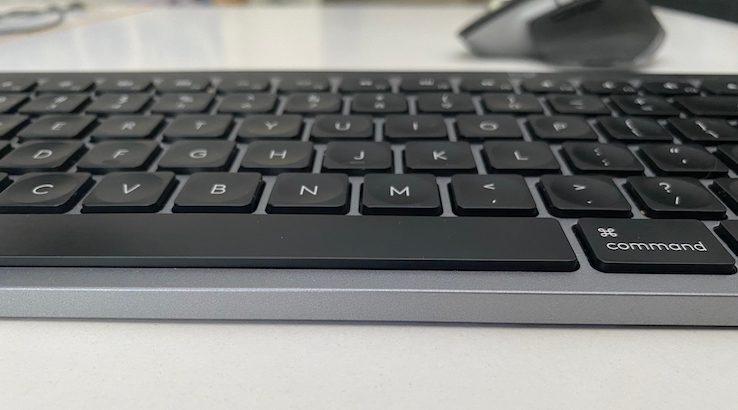 Logitech MX Keys for Mac