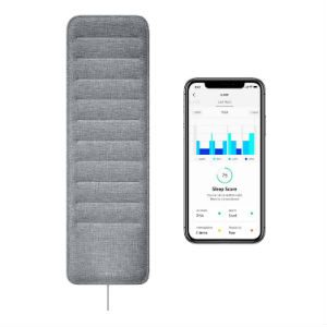Save on Withings Sleep Tracking Mat (now $119, discount applied at checkout)