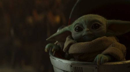 How much screen time did Baby Yoda have in The Mandalorian season 1?