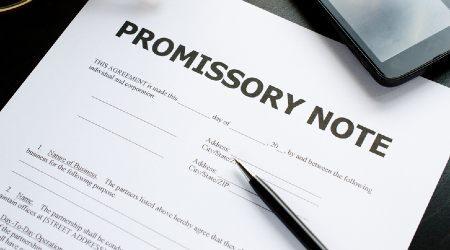 Free promissory note templates (Australia)