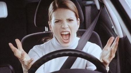 Road rage tips from car insurers