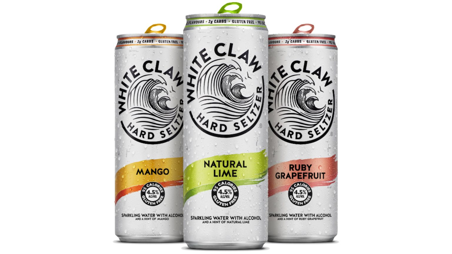 White Claw Drinks