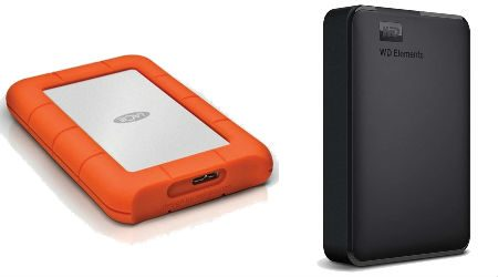 Best Amazon Prime Day 2020 External Hard Drive Deals Finder