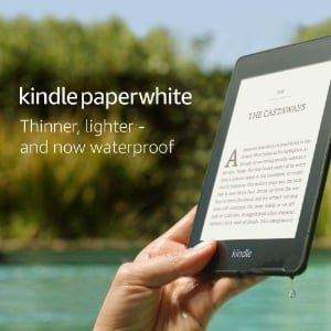 Kindle Paperwhite for $149 (usually $199)