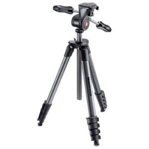 36% off Manfrotto Compact tripods