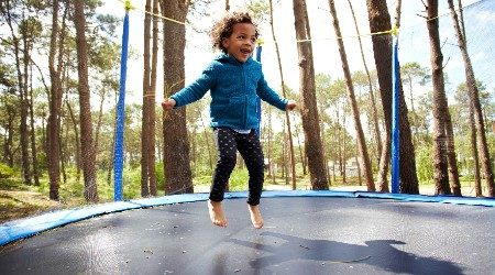 Where to buy a trampoline online with Afterpay