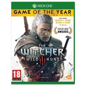 Witcher 3 GOTY on Xbox One for $22.65 (usually $39.82)