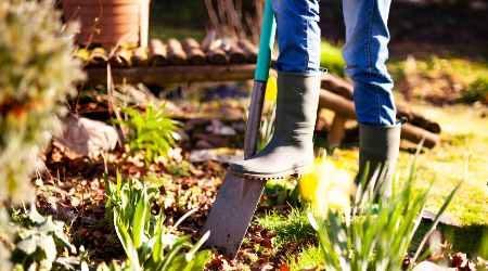 How to start a garden edging business