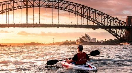 Hop around Australia from just $105 with this Qantas sale