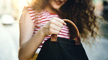 Handbag insurance