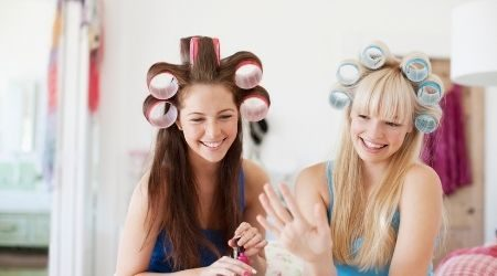 Best hot rollers for hair in Australia