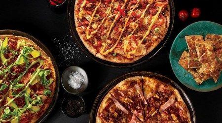 Where to order Crust delivery online in Australia