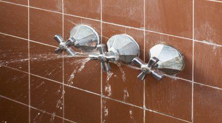 Shower leak insurance