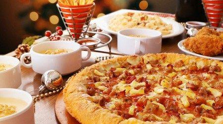 Pizza Hut delivery in Australia