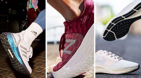 """5 sneakers that you can buy on sale to start your """"new year, new me"""" thing early"""