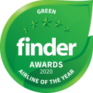 Greenest airlines in Australia