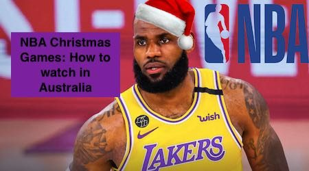 NBA Christmas Games 2020: How to watch, schedule and predictions
