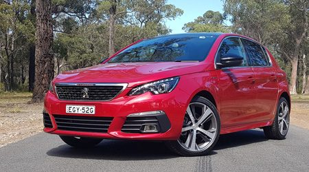 Peugeot 308 GT-Line review: hands-on