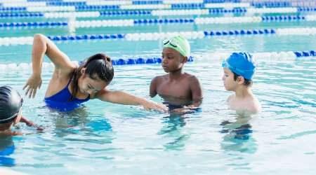 How to start a swim school