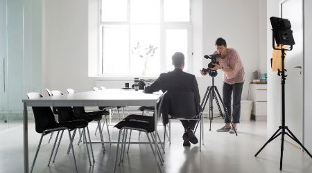 How to start a videography business