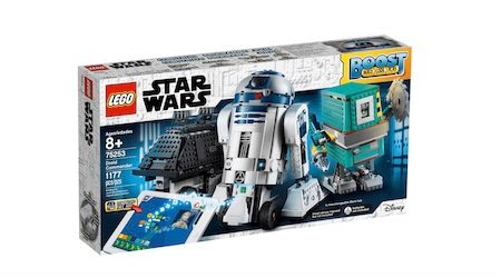 Select LEGO kits are up to 30% off including Star Wars, Marvel and DC sets