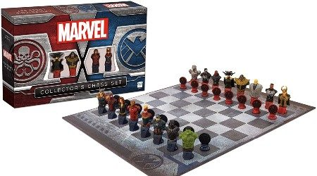 Where to buy Marvel chess sets online | Finder